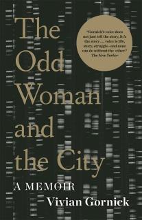 Book cover: Vivian Gornick