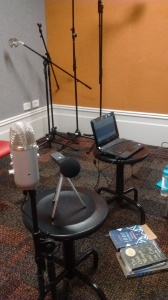 Image of recording studio