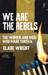 Book cover We are the Rebels