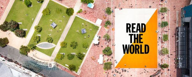Auckland Writers Festival theme for 2016: Read the World