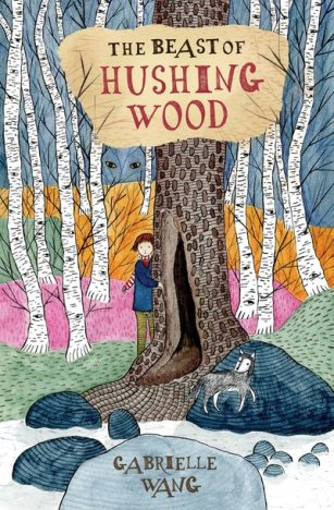 Book cover Beast of Hushing Wood
