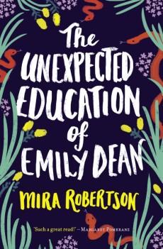 Book cover, Emily Dean
